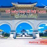 Tại Sóc Trăng mua vé máy bay đi Đài Loan ở đâu?