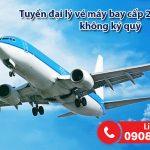 Tuyển đại lý vé máy bay cấp 2 tại Yên Bái không ký quỹ