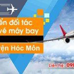 Tuyển đối tác bán vé máy bay tại huyện Hóc Môn