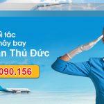 Tuyển đối tác bán vé máy bay tại quận Thủ Đức, TPHCM