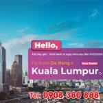 Malindo Air ưu đãi đường bay mới Đà Nẵng – Kuala Lumpur