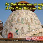 Mua vé máy bay đi Đài Nam (TNN) Đài Loan tại Bình Thuận như thế nào?