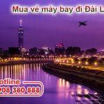 Tại Gia Lai mua vé máy bay đi Đài Loan ở đâu?