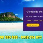 Thai Airways ưu đãi đặc biệt 2020