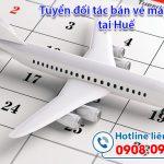 Tuyển đối tác bán vé máy bay tại Thừa Thiên Huế