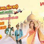 Vietjet mở thêm 3 đường bay thẳng mới đến Ấn Độ