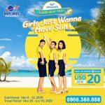 Cebu Pacific giảm giá vé máy bay đi Manila nhân ngày Quốc tế Phụ nữ