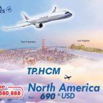 China Airlines khuyến mãi đặc biệt đến Bắc Mỹ