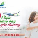 Bamboo Airways ưu đãi vé máy bay đồng giá 183K nhân dịp 8/3