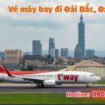 Đại lý bán vé đi Đài Bắc (TPE) Đài Loan tại Gia Lai