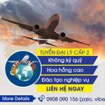 Hướng dẫn làm Phòng vé máy bay tại Cà Mau (đại lý cấp 2)