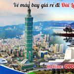 Quận 12 mua vé máy bay đi Đài Loan (Taiwan) chỗ nào?