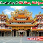 Mua vé máy bay đi Đài Nam (TNN) Đài Loan tại Trà Vinh như thế nào?