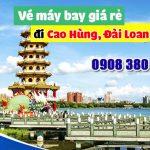 Ở Đồng Tháp đặt vé máy bay đi Cao Hùng (KHH) Đài Loan được không?