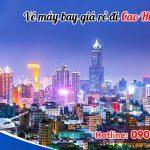 Ở Vĩnh Long đặt vé máy bay đi Cao Hùng (KHH) Đài Loan được không?