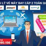 Phòng vé Việt Mỹ tuyển đại lý cấp 2 vé máy bay toàn quốc