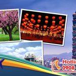 Tại Hậu Giang mua vé máy bay đi Đài Loan ở đâu?
