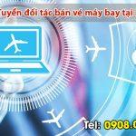 Tuyển đối tác bán vé máy bay tại Ninh Bình