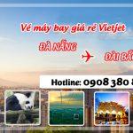 Vé máy bay Đà Nẵng đi Đài Bắc Vietjet Air giá rẻ
