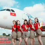 Vietjet bay từ Đài Bắc về Hà Nội bao nhiêu tiền