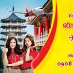 Vietjet bay từ Đài Nam về Sài Gòn bao nhiêu tiền