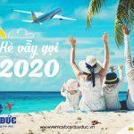 Mùa hè 2020 vẫy gọi, bay cùng Vietnam Airlines chỉ từ 299k