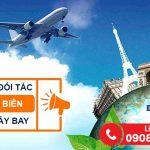 Đăng ký làm đối tác bán vé máy bay tại Điện Biên với Việt Mỹ