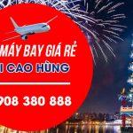 Ở Trà Vinh đặt vé máy bay đi Cao Hùng (KHH) Đài Loan được không