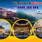 Quận 7 mua vé máy bay đi Đài Loan (Taiwan) chỗ nào?