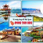 Tại Ninh Bình mua vé máy bay đi Đài Loan ở đâu