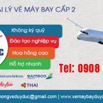 Làm đại lý vé máy bay online tại Hòa Bình không ký quỹ