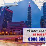 Đại lý bán vé đi Đài Bắc (TPE) Đài Loan tại Thái Bình