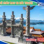 Đặt vé máy bay đi Đài Trung (RMQ) Đài Loan tại Đắk Lắk