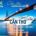Bamboo Airways mở các đường bay mới từ Cần Thơ