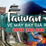 Khu vực quận Gò Vấp mua vé máy bay đi Đài Loan chỗ nào
