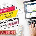 Làm đại lý vé máy bay online tại Quảng Trị không ký quỹ