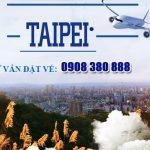 Quận 2 mua vé máy bay đi Đài Loan (Taiwan) chỗ nào?