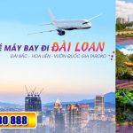 Tại Bắc Giang mua vé máy bay đi Đài Loan ở đâu