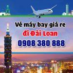 Tại Nam Định mua vé máy bay đi Đài Loan ở đâu