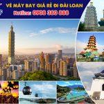 Tại Quảng Trị mua vé máy bay đi Đài Loan ở đâu