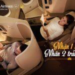 Trải nghiệm hạng Thương gia của Vietnam Airlines với ưu đãi đặc biệt