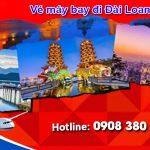 Khu vực quận Thủ Đức mua vé máy bay đi Đài Loan chỗ nào