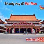 Mua vé đi Đài Nam (TNN) Đài Loan tại Gia Lai như thế nào