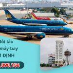 Tuyển đối tác bán vé máy bay tại Nam Định cty Việt Mỹ