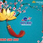 Vietnam Airlines mở bán vé Tết 2021