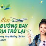 Bamboo Airways chào đón các đường bay nội địa trở lại