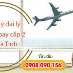 Đăng ký làm đại lý bán vé máy bay tại Hà Tĩnh bao nhiêu tiền