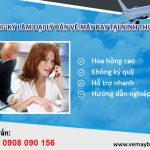 Đăng ký làm đại lý bán vé máy bay tại Ninh Thuận bao nhiêu tiền