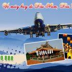 Mua vé đi Đài Nam (TNN) Đài Loan tại Đắk Nông như thế nào