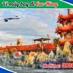 Ở Quảng Bình đặt vé máy bay đi Cao Hùng (KHH) Đài Loan được không